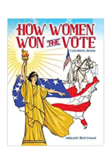 Dover How Women Won the Vote Coloring Book