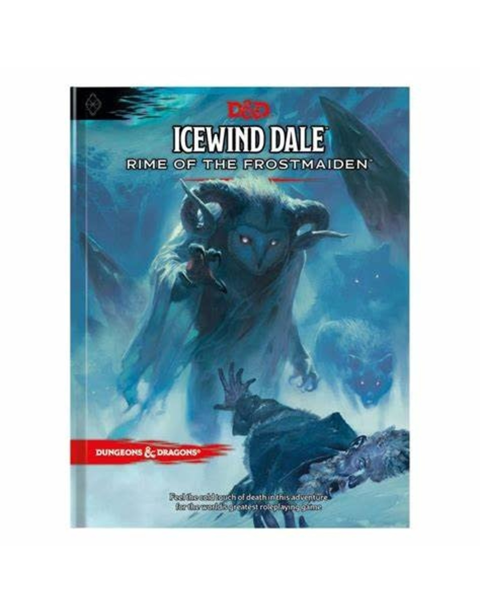 Dungeons & Dragons D&D Rime of the Frostmaiden