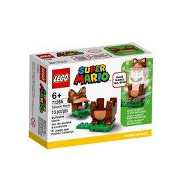 LEGO Tanooki Mario Powerup