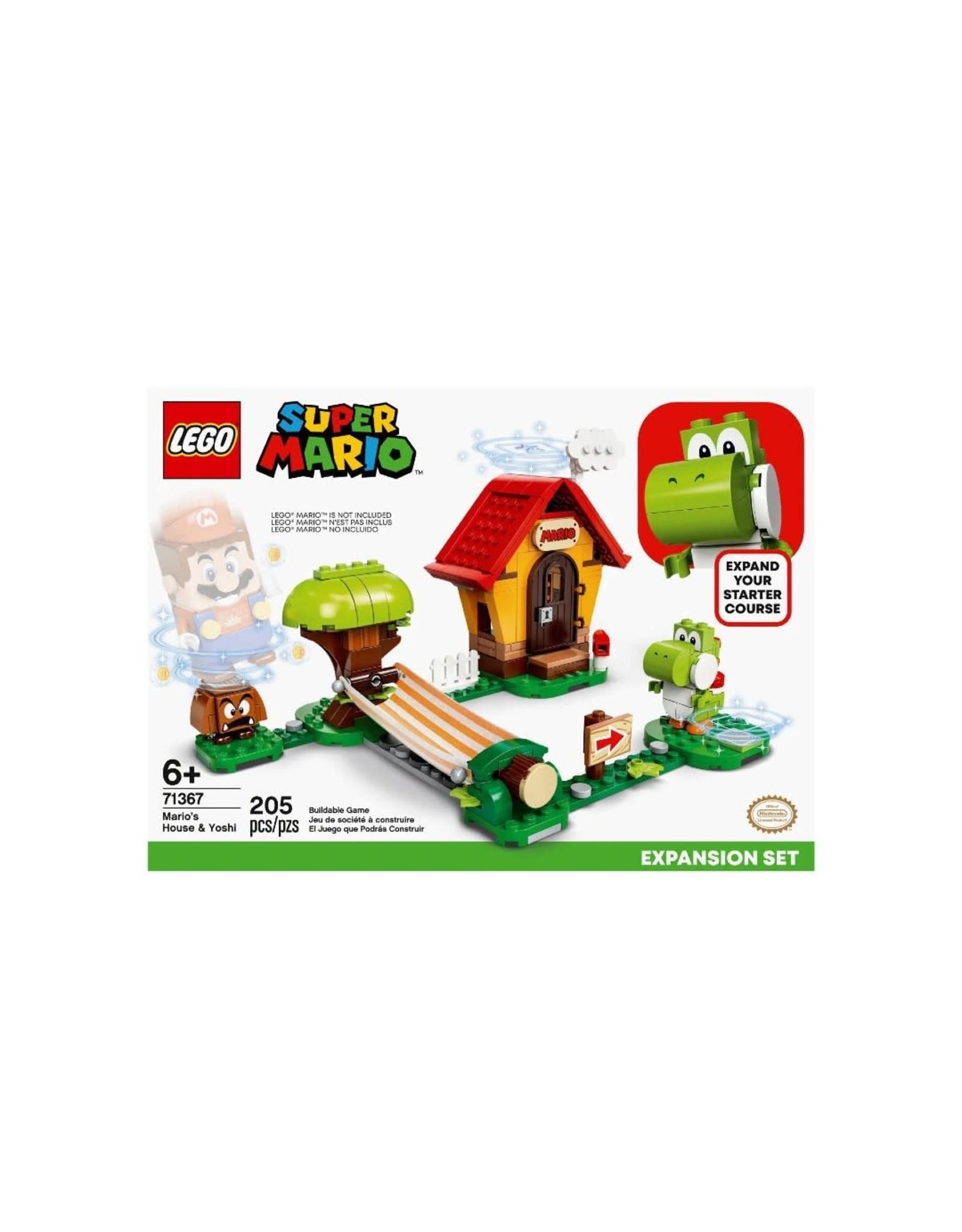 LEGO Mario's House & Yoshi Exp Set