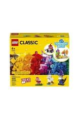 LEGO Creative Transparent Bricks