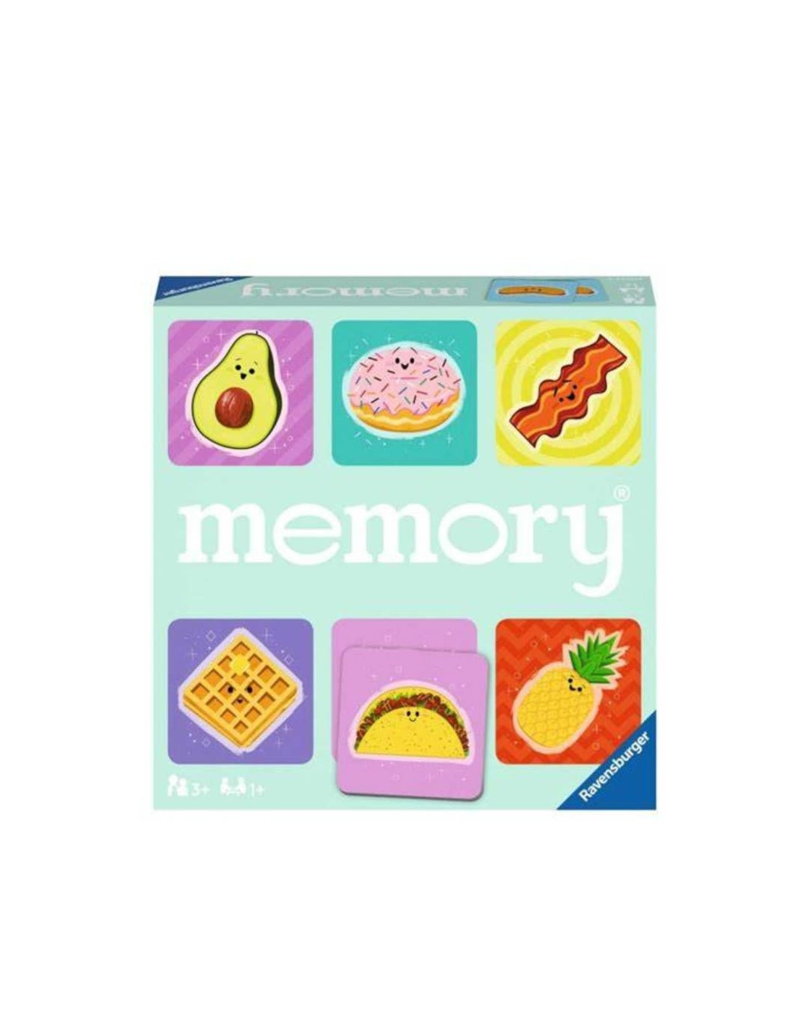 Ravensburger memory Foodie Favorites