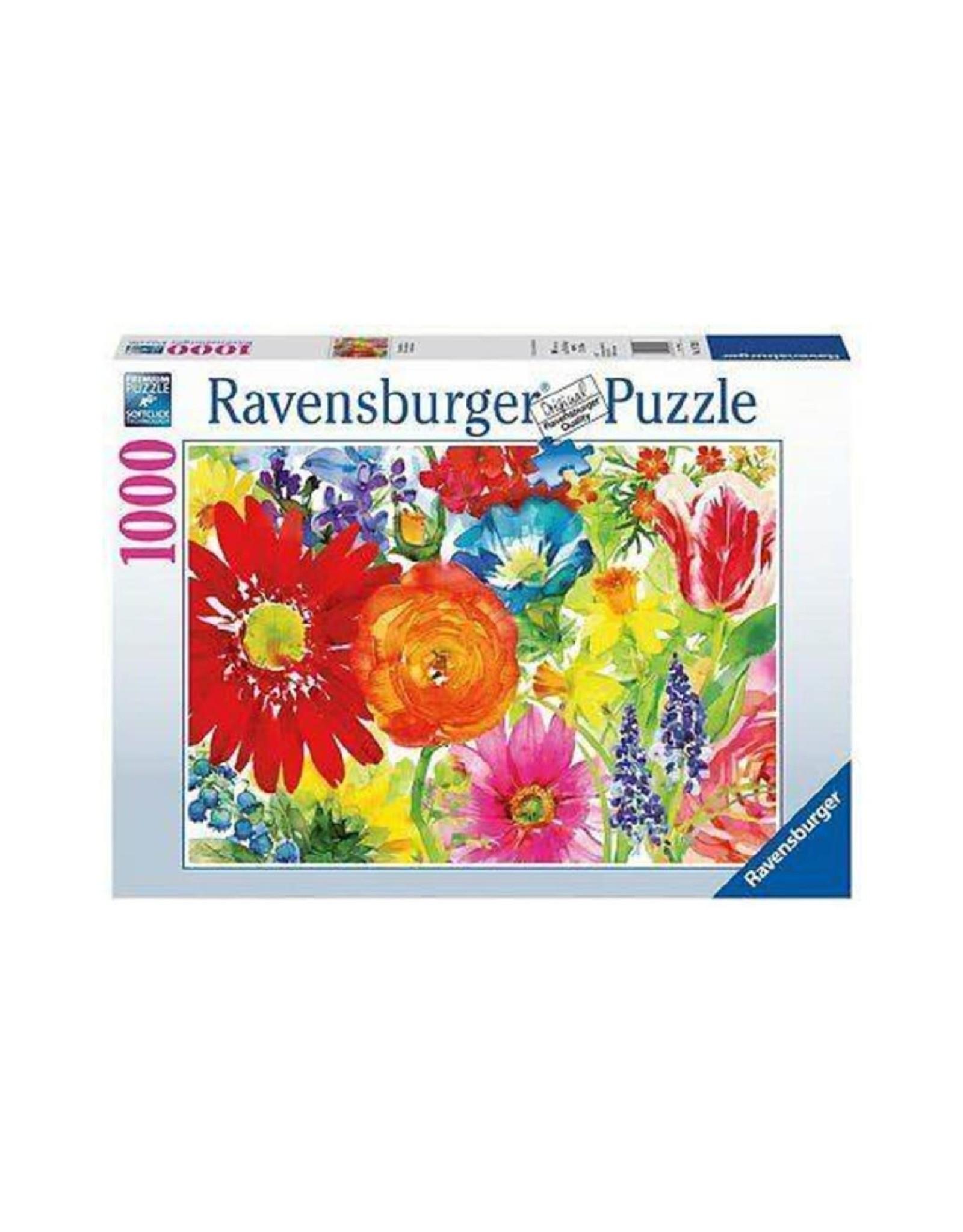 Ravensburger Abundant Blooms (1000 pc)
