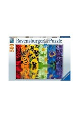Ravensburger Floral Reflections (500 pc)