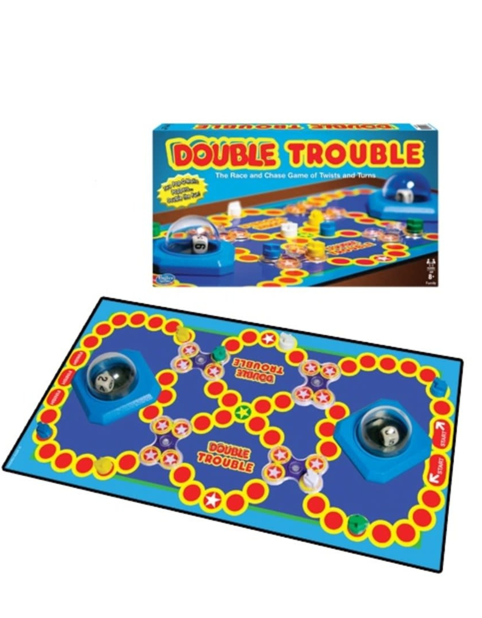 Winning Moves Double Trouble