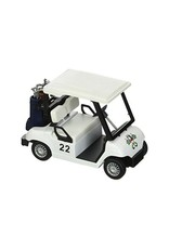 Toysmith Golf Cart