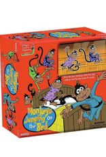 Scholastic Monkeys Jumping on the Bed