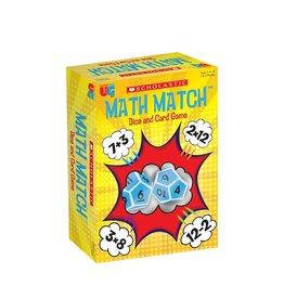 Scholastic Math Match