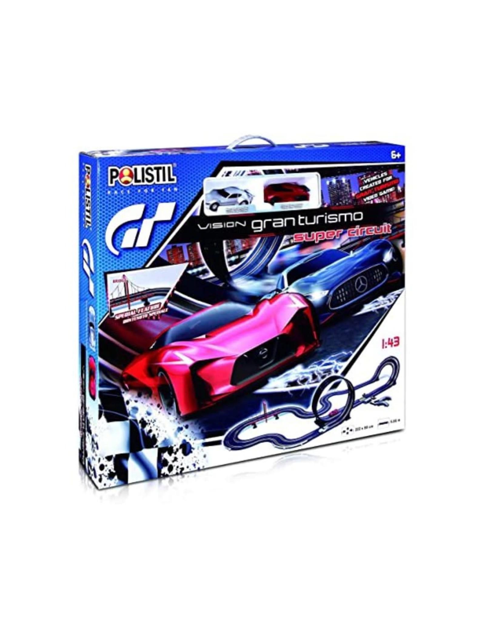 Maisto 1/43 Vision GT Super Circuit Track Set