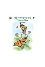 Dover Butterflies Coloring Book