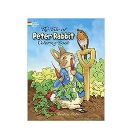 Dover The Tale of Peter Rabbit Coloring Book