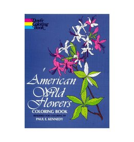 Dover American Wild Flowers