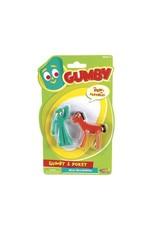 Toysmith Gumby & Pokey