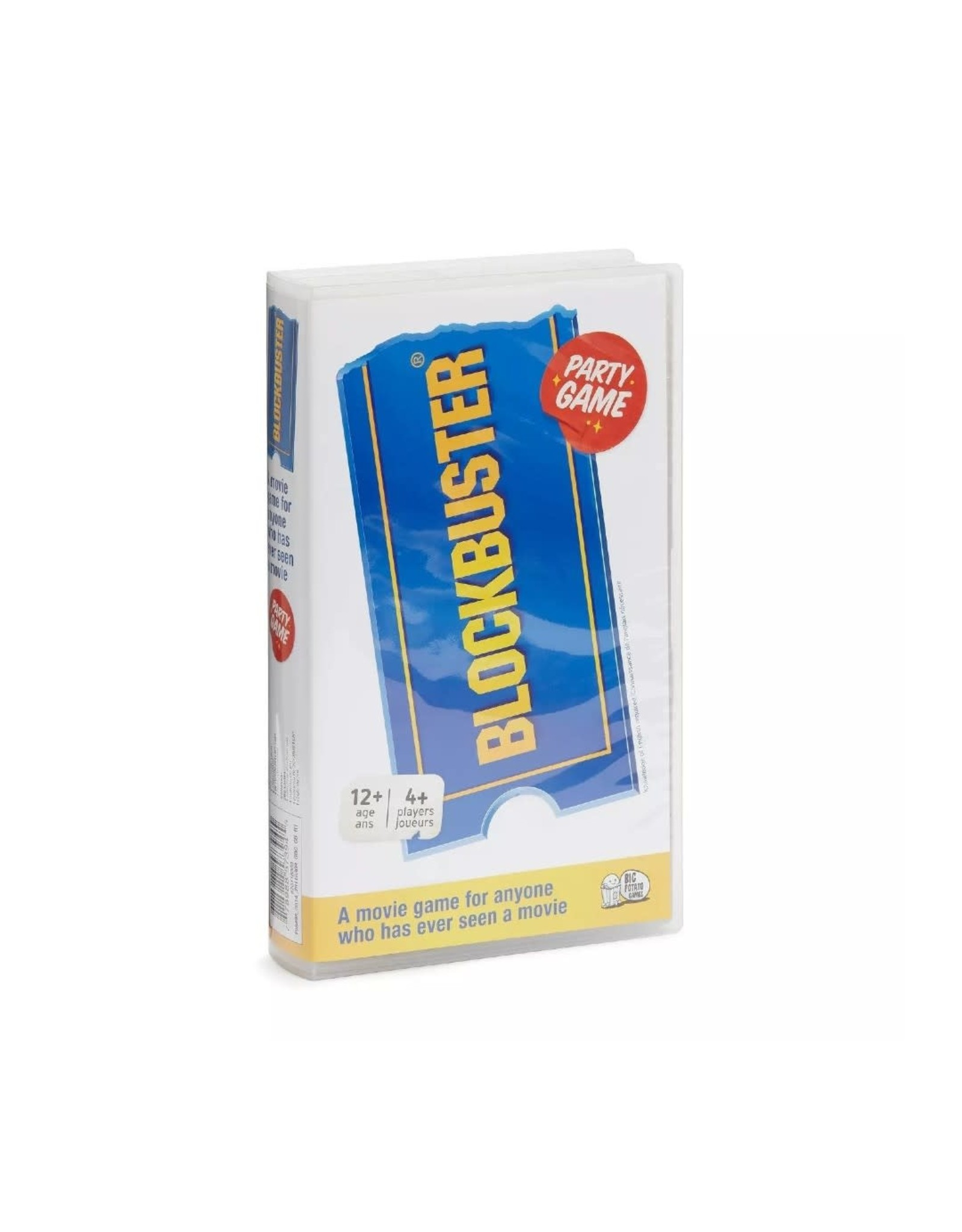 Spinmaster Blockbuster Game