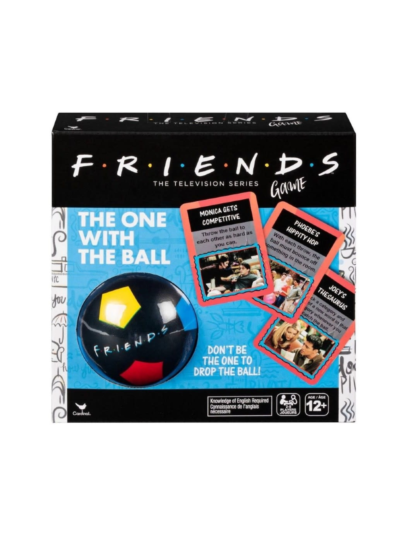 Spinmaster Friends: The One with the Ball Game