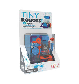 Smartlab Tiny Robots!