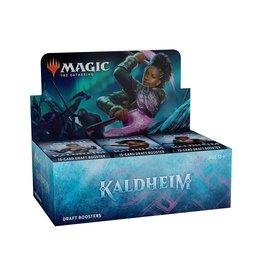 Magic the Gathering MTG Kaldheim Draft Booster