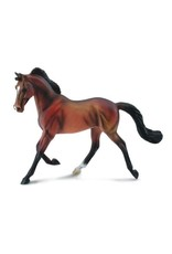 CollectA Bay Thoroughbred Mare