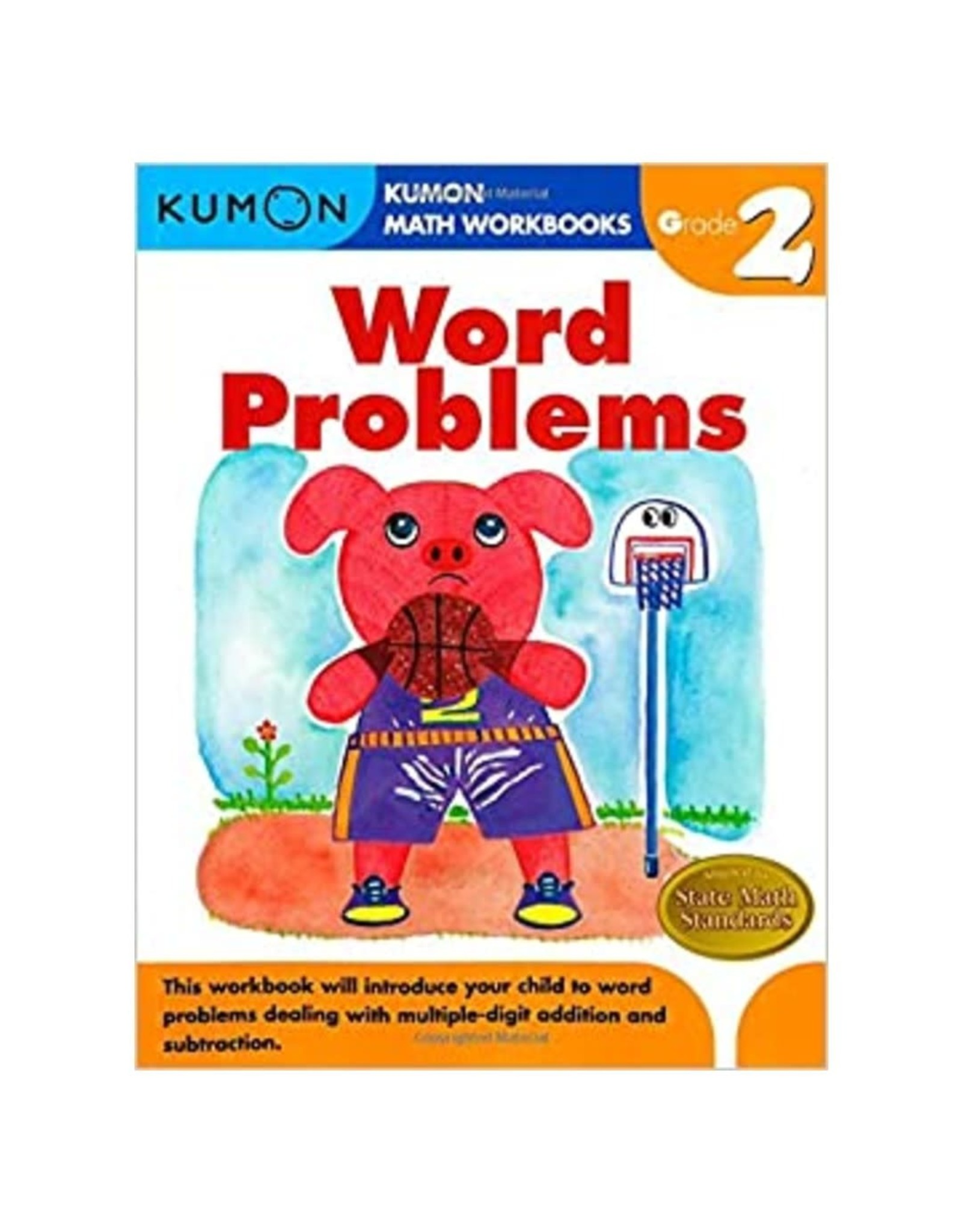 Kumon GRADE 2 WORD PROBLEMS