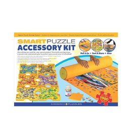 EuroGraphics 3 Pack Smart Accessory Kit  (3.4oz Glue,1000pc Roll & Go & Sorting Trays)