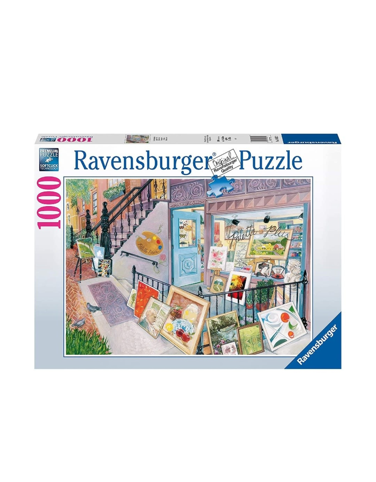 Ravensburger Art Gallery (1000 pc)