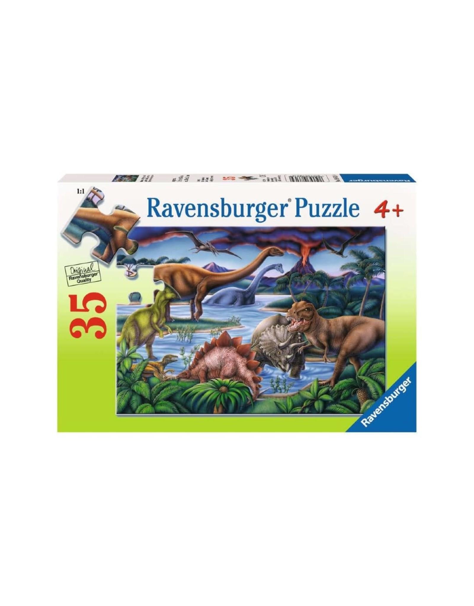 Ravensburger Dinosaur Playground