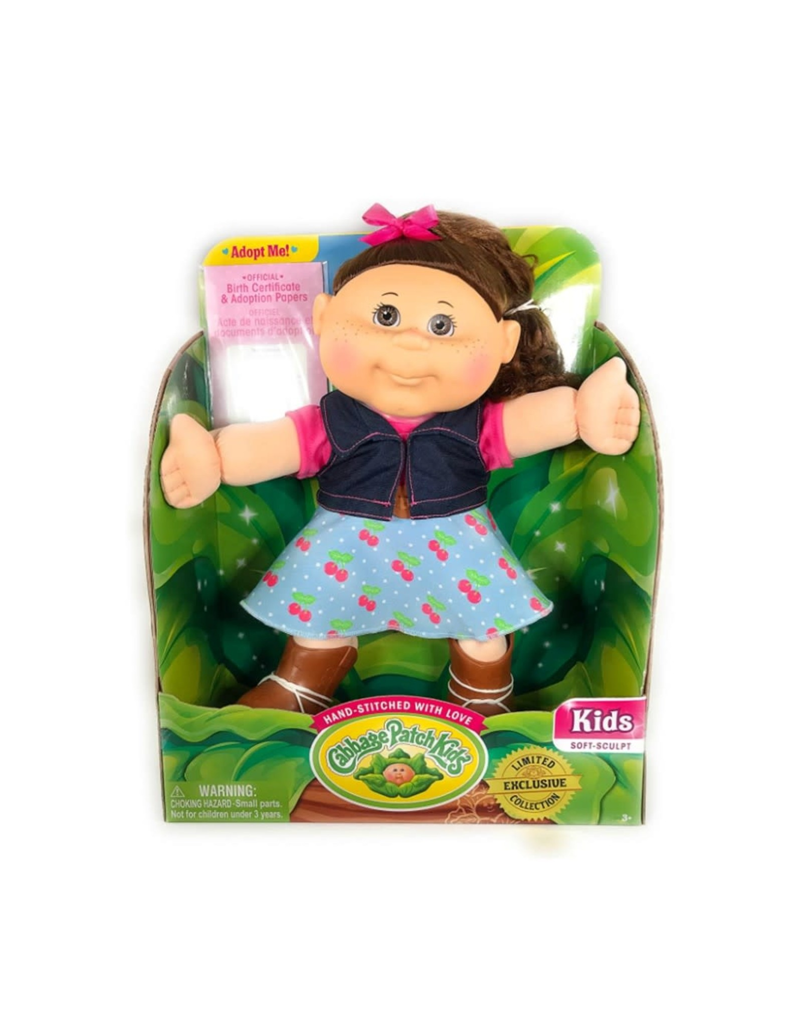 """Cabbage Patch Kids Cabbage Patch 14"""" Doll - Farm Kid"""