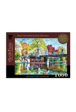 Art & Fable Puzzle Company Day in the Garden 1000pc