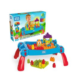 Mega Blok Build 'N Learn Table