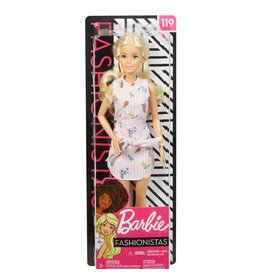 Mattel Barbie Fashionista #119