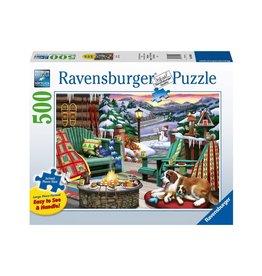 Ravensburger Apres All Day (500 pc Lrg Fmt)