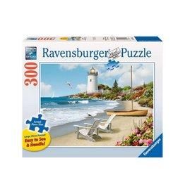 Ravensburger Sunlit Shores (300 pc Lrg Fmt)