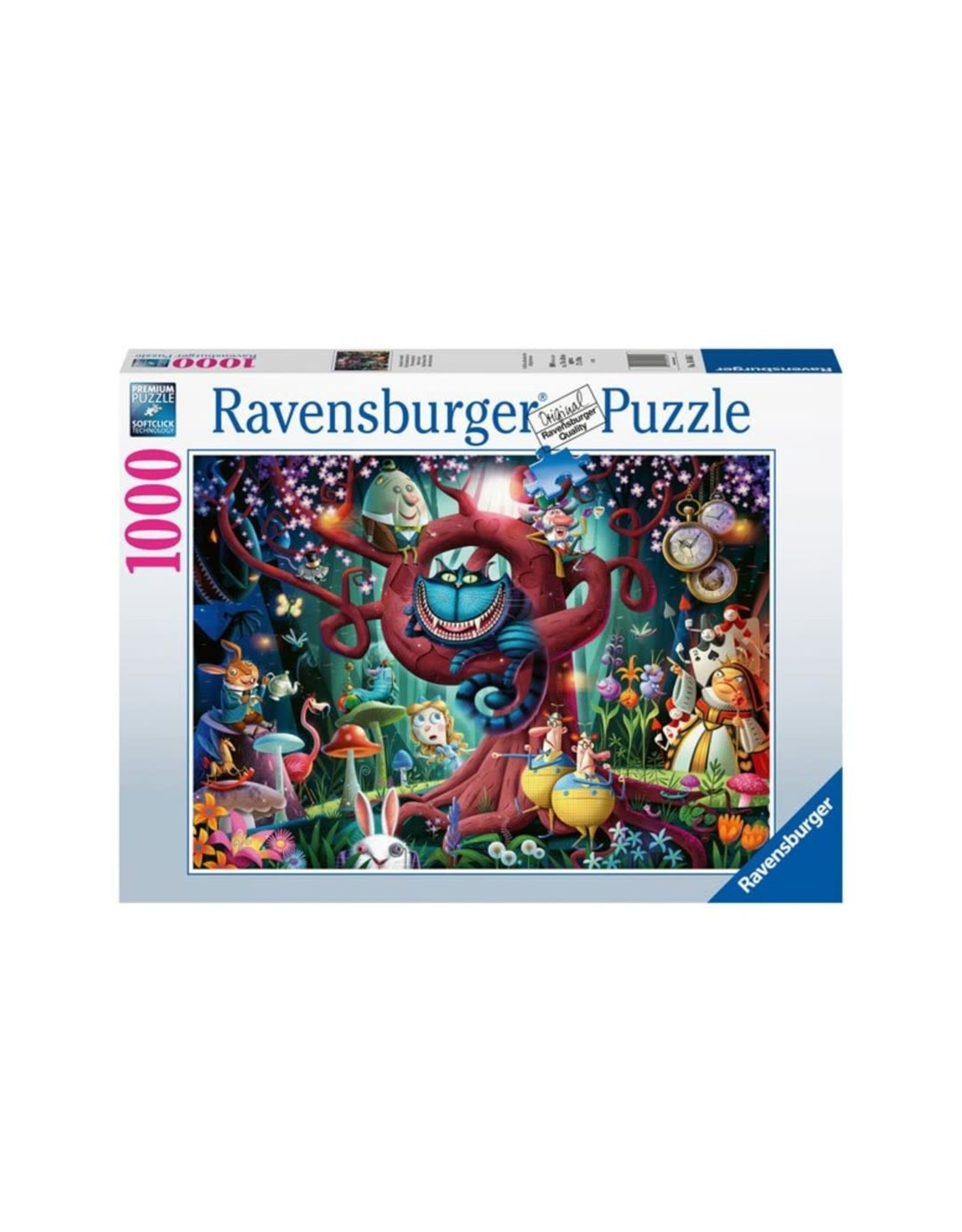 Ravensburger Most Everyone is Mad (1000 pc)