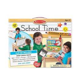 Melissa & Doug School Time! Classroom Play Set