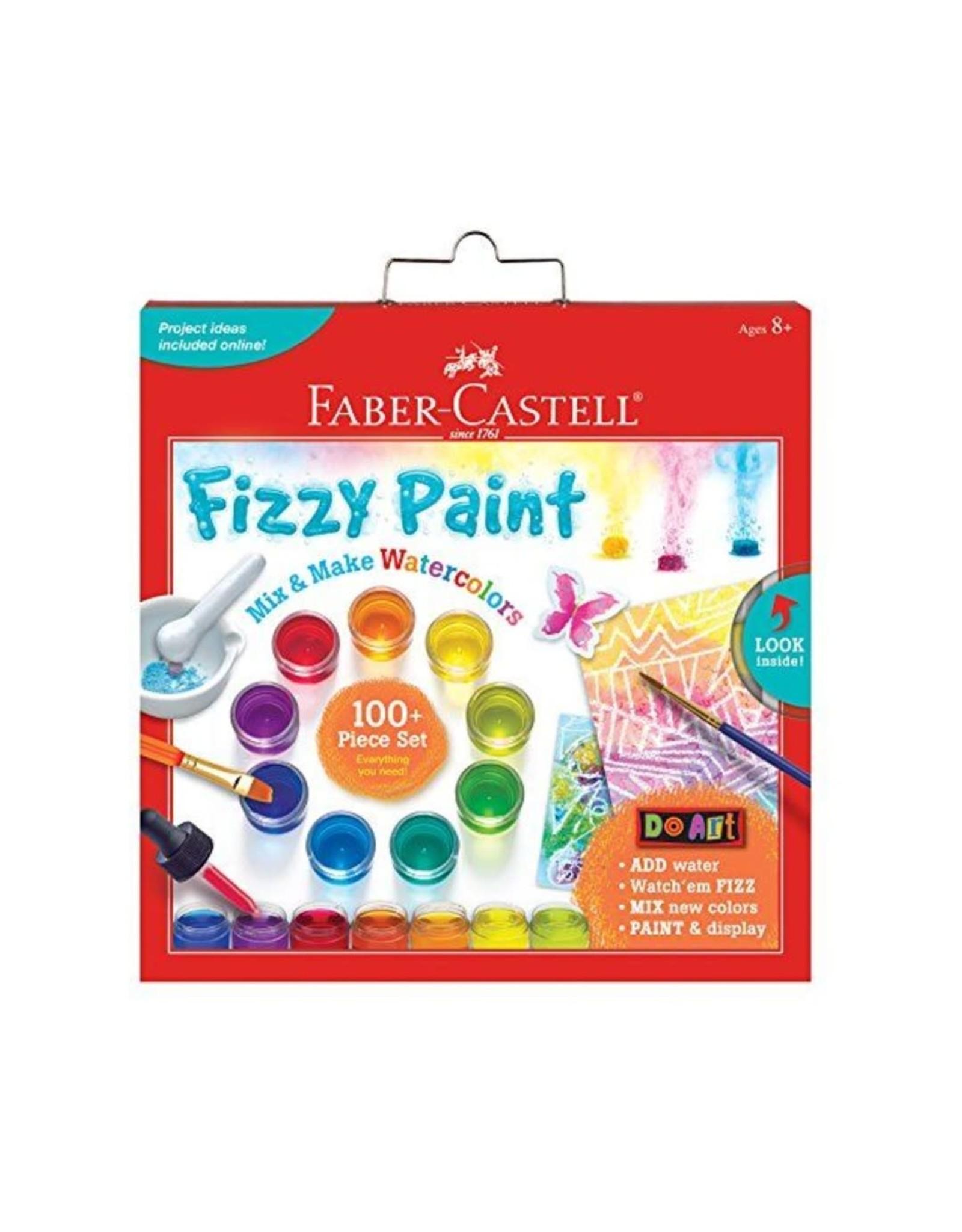 Faber-Castell Do Art Fizzy Paint Mix & Make Colors
