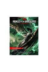 Dungeons & Dragons D&D Princes of the Apocalypse
