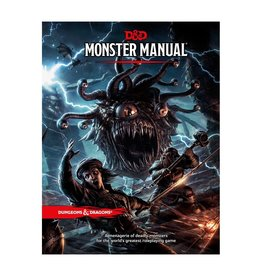 Dungeons & Dragons D&D Monster Manual