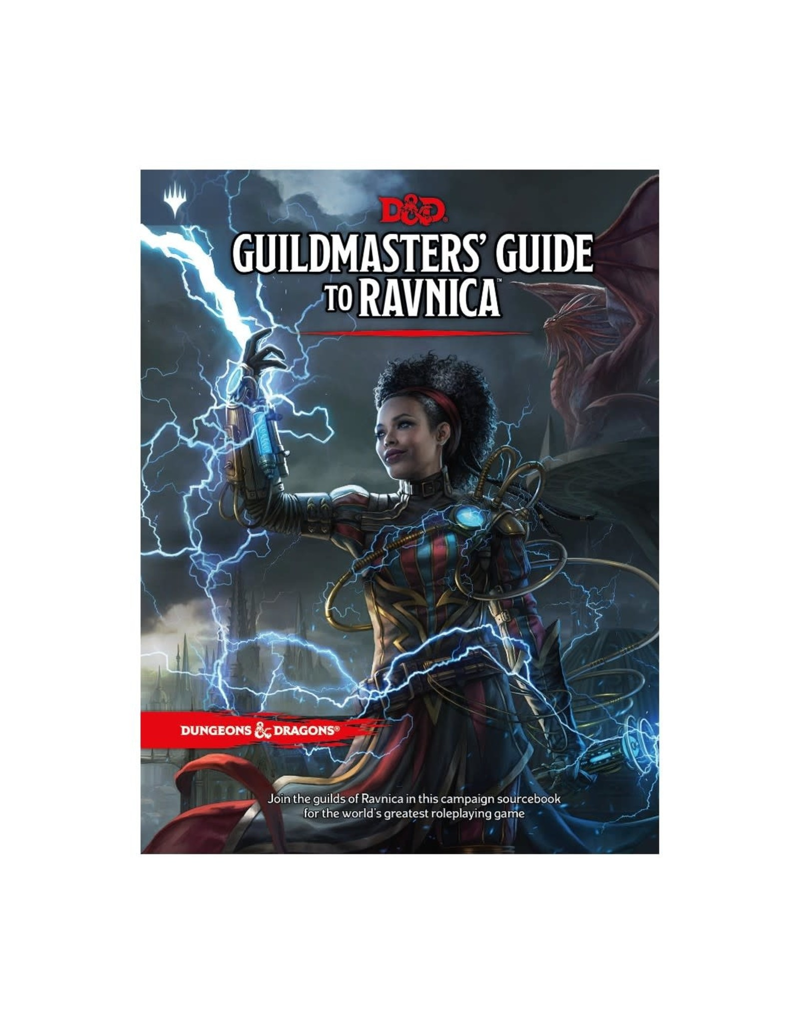 Dungeons & Dragons D&D Guildmasters Guide: Ravnica