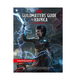 Dungeons & Dragons D&D Guildmasters Guide: Ravnica
