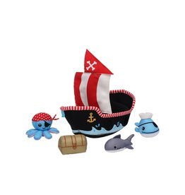 Manhattan Toy Pirate Ship Bath Toy