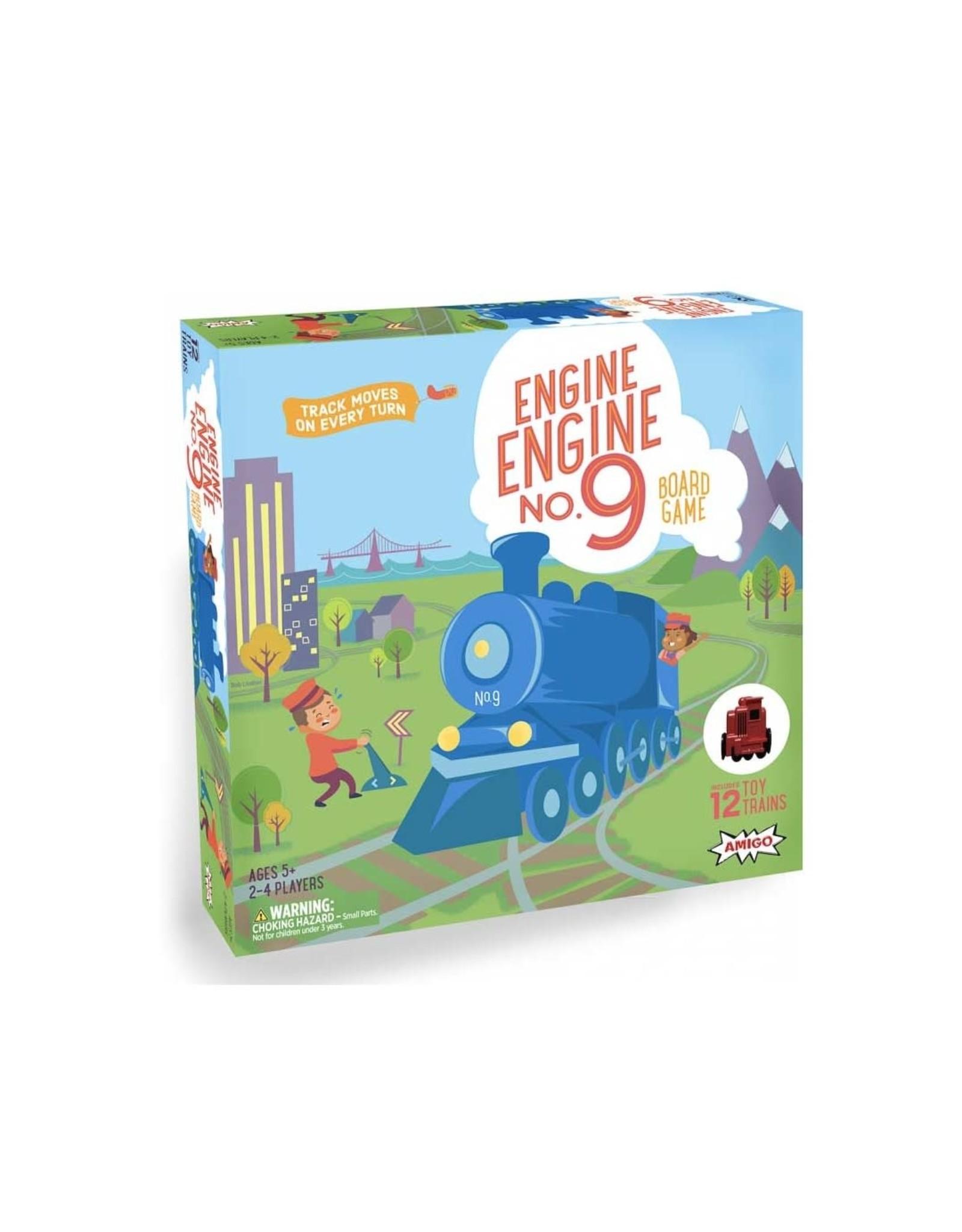 Amigo Games Engine, Engine No. 9