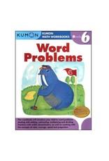 Kumon GRADE 6 WORD PROBLEMS