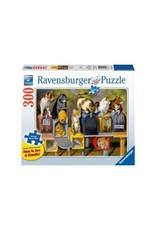 Ravensburger Cat's Got Mail (300 pc Lrg Fmt)