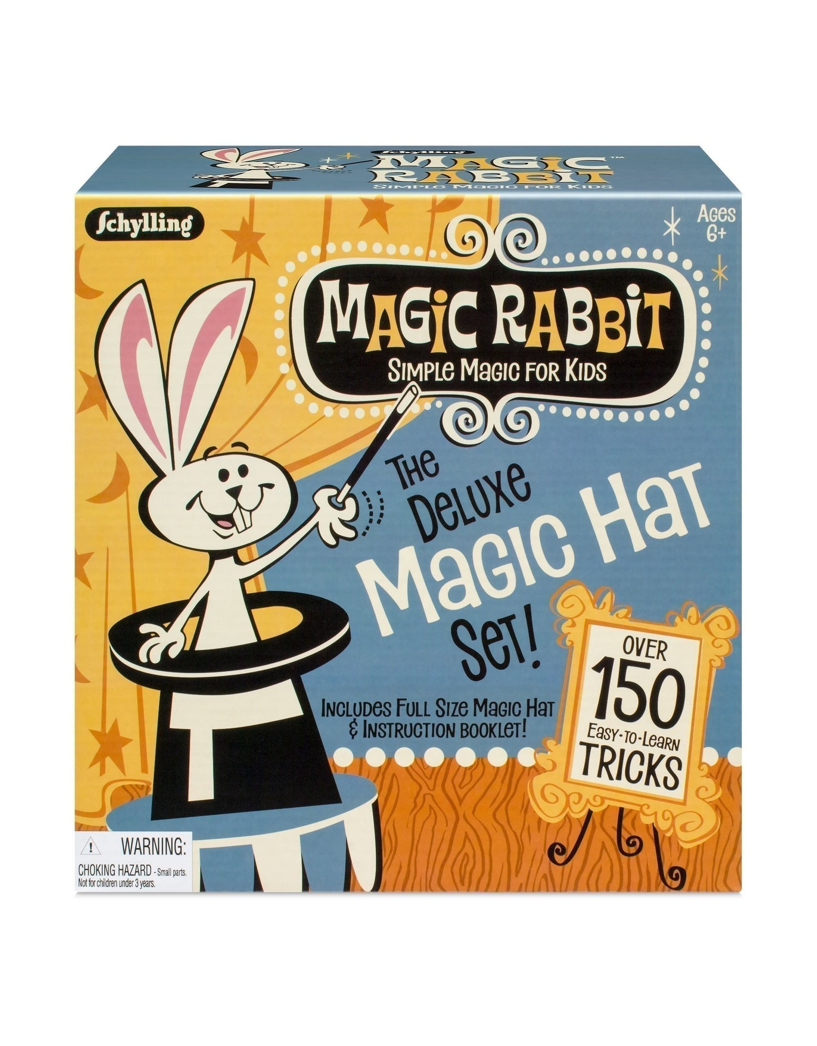 Schylling DELUXE MAGIC HAT SET