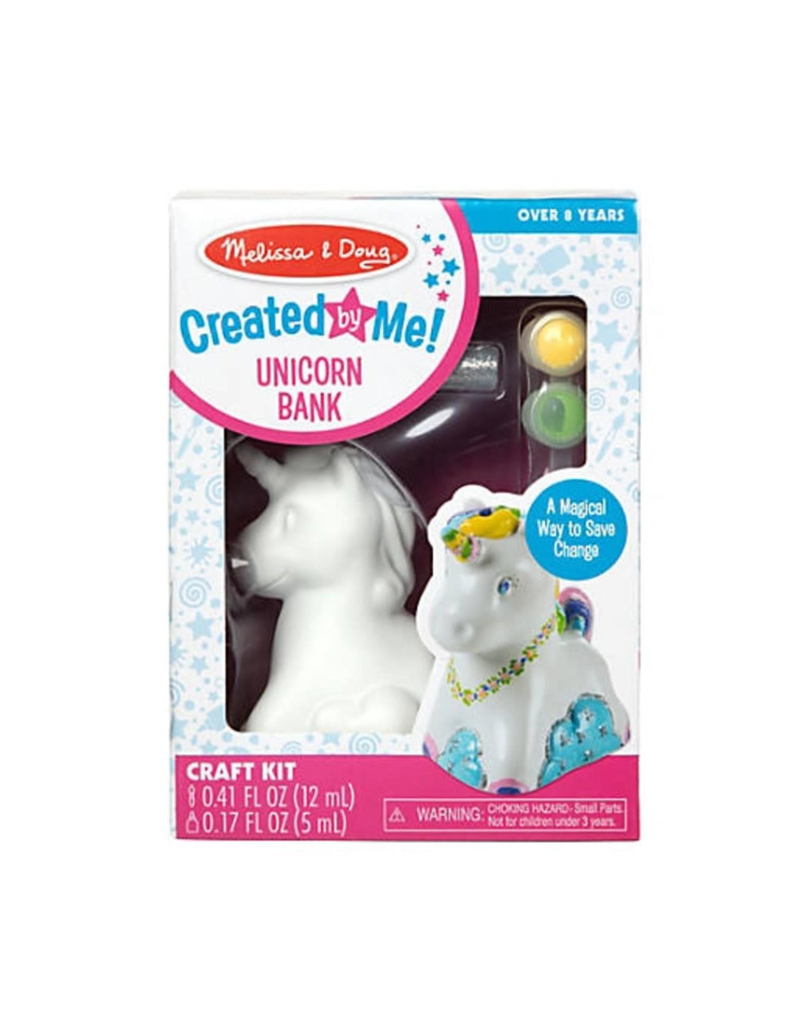 Melissa & Doug Created By Me:   Unicorn Bank