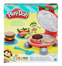 PLAY DOH PD Burger Barbecue