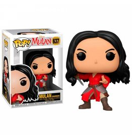 FUNKO Warrior Mulan FUNKO