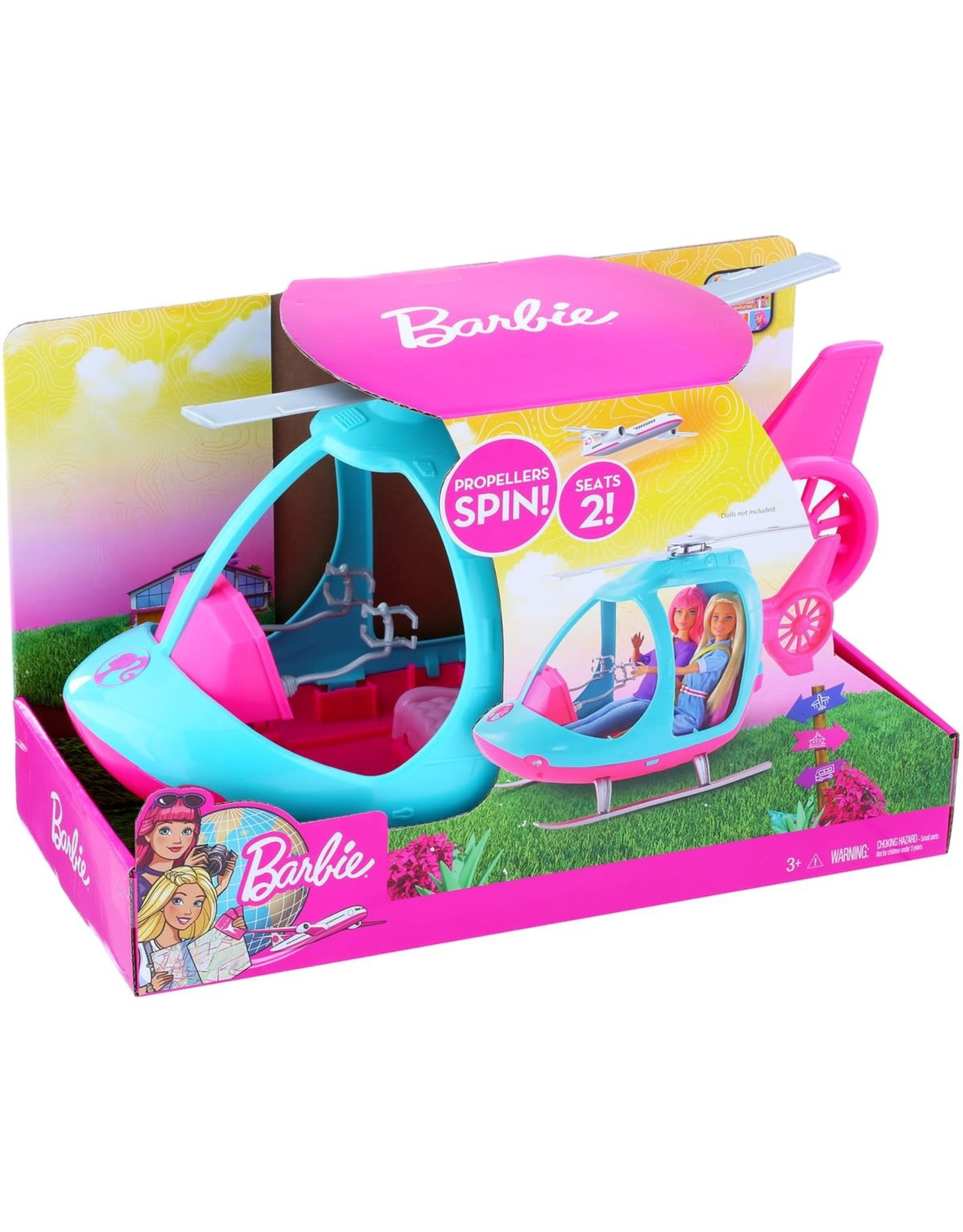 Barbie Barbie Helicopter
