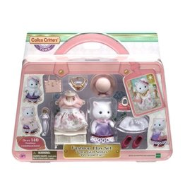 Calico Critters Fashion Play Set Persian Calico Critters