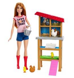Barbie Chicken Farmer Barbie
